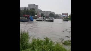 Потоп в Барнауле