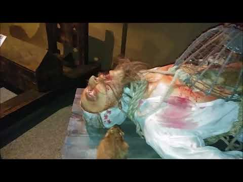 Complete walk through Medieval Torture Museum in St Augustine FL