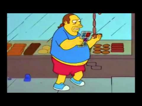 The Simpsons - I've wasted my life (S9Ep04)