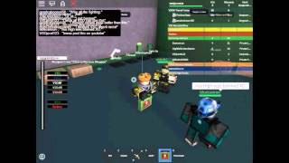 ROBLOX(VSO Main Base) Teamkilling moments haha