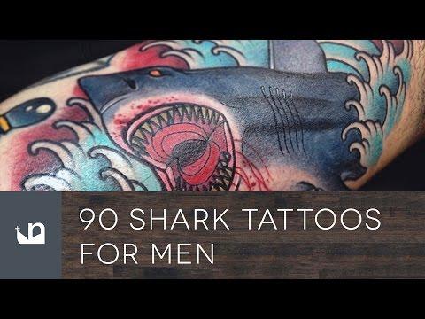 90 Shark Tattoos For Men