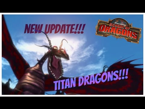SoD: New Update: TITAN DRAGONS!!!