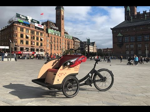 #ETtalks Drive at C40 World Mayors Summit in Copenhagen