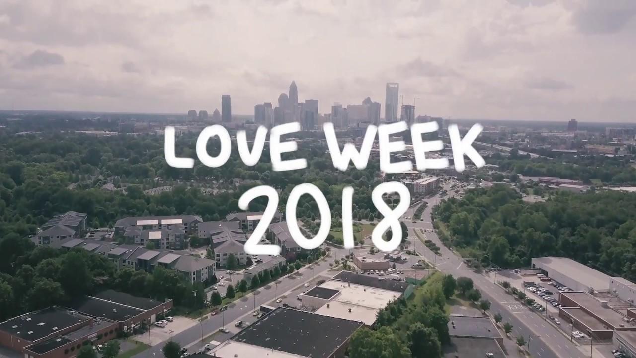 Love Week 2018