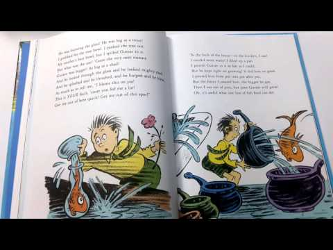 Gustav The Goldfish A Lost Story By Dr. Seuss