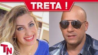 Carol Moreira sofre HATE após entrevistar Vin Diesel, Felipe Neto e Cellbit criticam Youtube