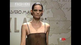 ALVIERO MARTINI - 1' CLASSE Fall 2010 Milan - Fashion Channel