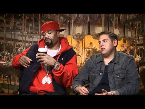 GG Talks To Jonah Hill & Method Man