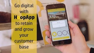 HOOPAPP - THE CUSTOMER LOYALTY APP (Business Edition)