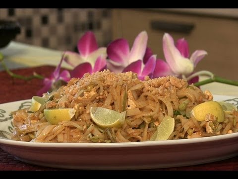 Best Pad Thai Noodles By Asha Khatau