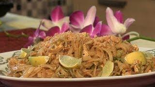 Best Pad Thai Noodles By Asha Khatau