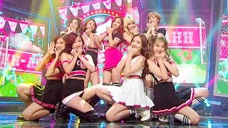 Gambar cover 《Goodbye Stage》 TWICE(트와이스) - OOH-AHH하게(Like OOH-AHH) @인기가요 Inkigayo 20151129
