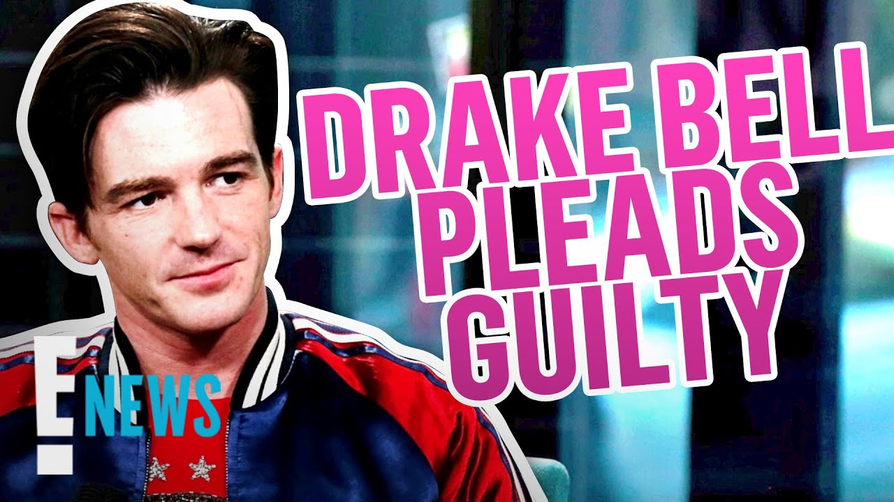 Drake Bell pleads guilty to attempted child endagerment: Star faces ...