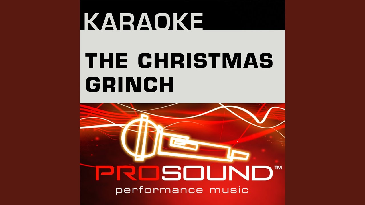 Where Are You Christmas (Karaoke Lead Vocal Demo) (In the style of ...