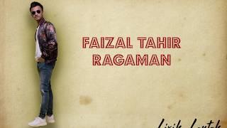 Faizal Tahir - Ragaman