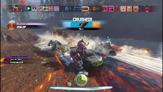 WORST RACING GAME EVER? ONRUSH PS4 PRO