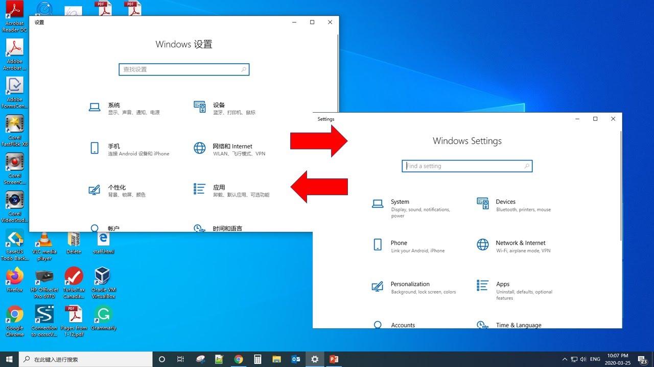 Cách Thay Đổi Ngôn Ngữ Trên Toàn Bộ Máy Tính Chạy Windows 10 - vera star