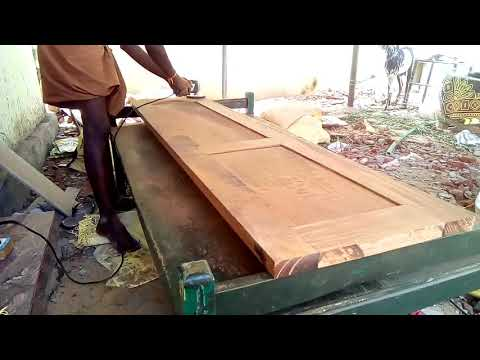How to wooden gala palish