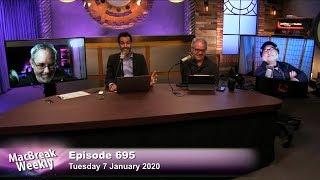 Andy Loves the Listeners - MacBreak Weekly 695