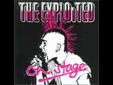 The Exploited -12 - Sex & Violence (Live 1981)