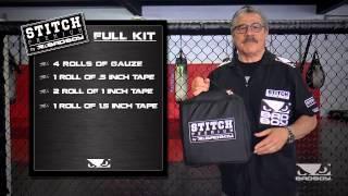 Bad Boy Stitch Premium Cornerman Kit