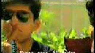 Ali Haider - Purani Jeans (Pakipop.com)