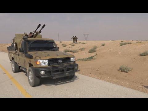 أخبار عربية | سوريا الديمقراطية تسيطر على حي شمال السكة بمدينة #الرقة  - نشر قبل 1 ساعة