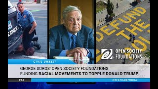 RealTalk Makes Call to George Soros Open Society Foundation