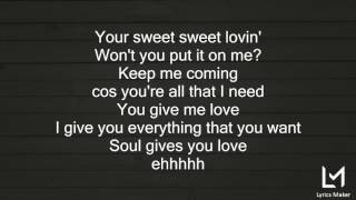 Sigala - Sweet Lovin (Lyrics)