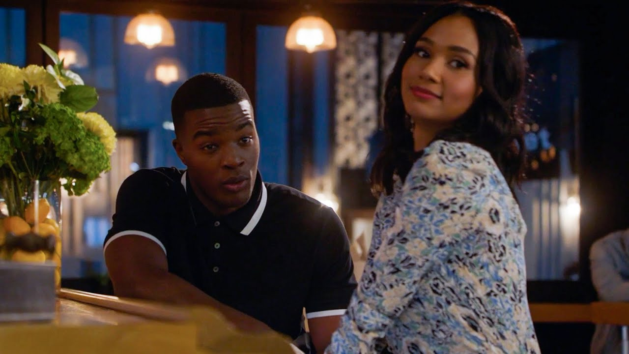Download Layla Tells Spencer About Olivia's Secret - All American 3x03