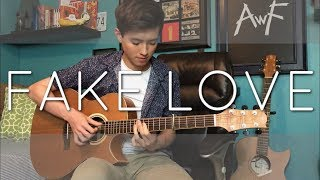 Baixar BTS (방탄소년단) - Fake Love - Cover (Fingerstyle guitar)