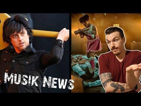 Neue Infos zu Green Day und Lindemann - Musik News