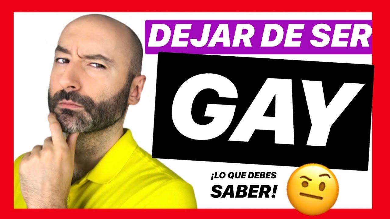 que tiene de malo ser homosexual