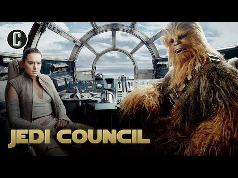 What To Expect From The Last Jedi Trailer - Jedi Council