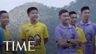 The Year In Heroes: The Thai Cave Rescuers | TIME