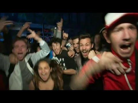 Nîmes en ligue 1 : la folie en ville