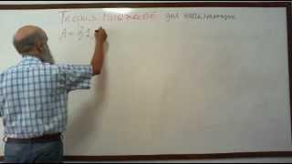 Теория множеств  Лекция 1 Часть 1