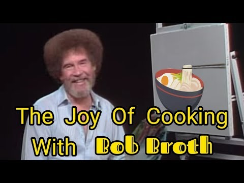 The Joy of Cooking - 料理のかんーぐみビッブ·ボロス