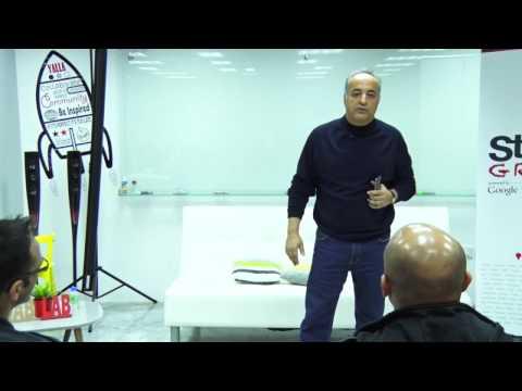 Startup Grind with Salah Al Awadhi