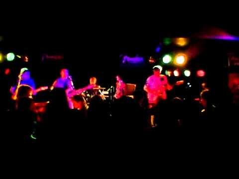 Weekend Warriors Mona Vale - Krimson Tide - Gimme Some Loving