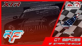 Alta Velocidade GT Series @ Virginia - 3ª Etapa T2/2018