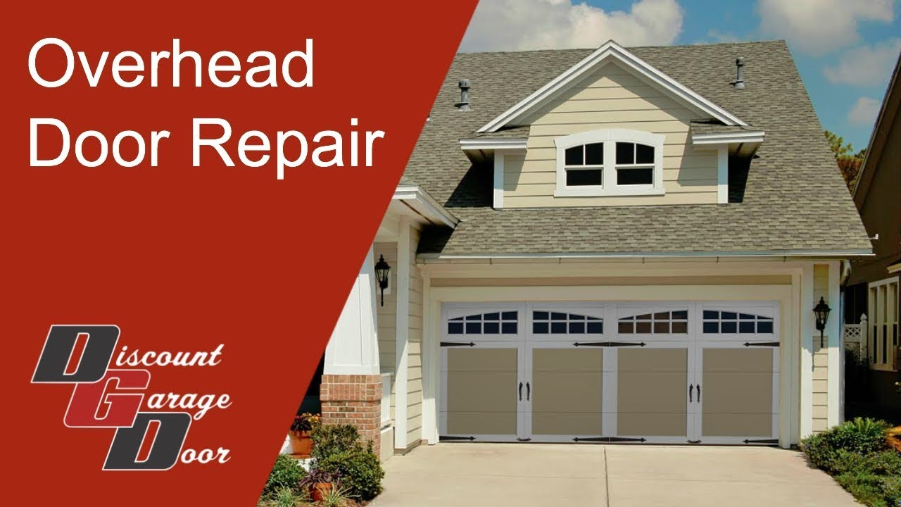 Merveilleux Overhead Door Repair Tulsa | 918 234 DOOR Or 405 525 DOOR