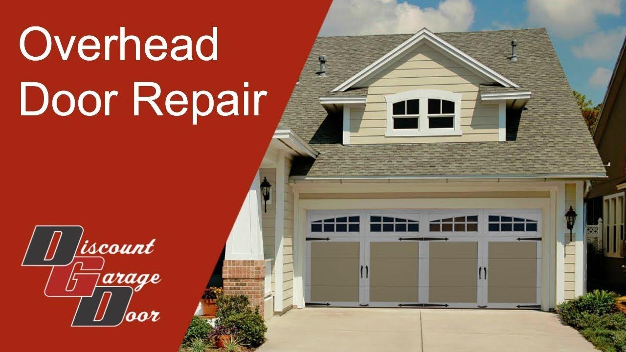 Overhead Door Repair Tulsa | 918 234 DOOR Or 405 525 DOOR