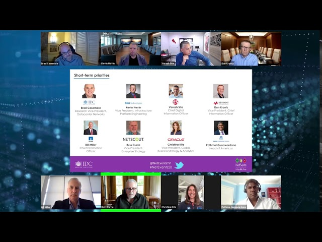 CIO Round Table Business Continuity & Collaboration: Part 2 – Short Term Priorities
