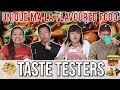UNIQUE MA LA-FLAVOURED FOOD | Taste Testers | EP 5
