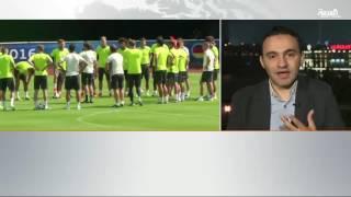 قراءة في حظوظ ألمانيا وايطاليا بربع نهائي كأس أوروبا