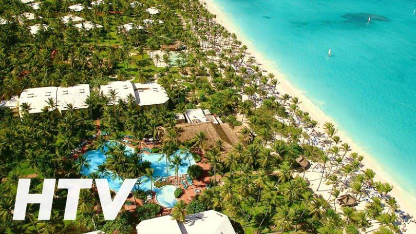 Grand Palladium Resort And Spa Punta Cana Youtube