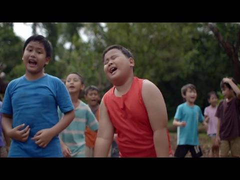 Iklan Combantrin - Aku Bebas Cacingan jingle lagu Full (2016)