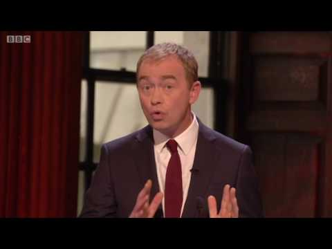 Tim Farron asks where is Theresa May?