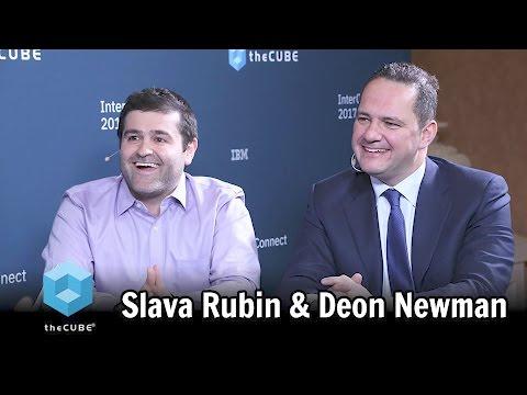Deon Newman & Slava Rubin   IBM Interconnect 2017
